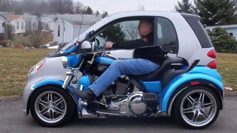 Smart moto 2