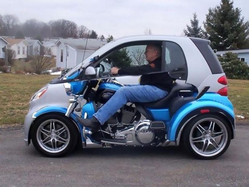 smart entra en el negocio de las dos ruedas