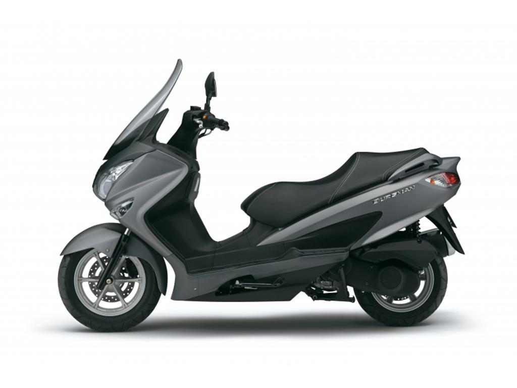 Suzuki Burgman 125 2