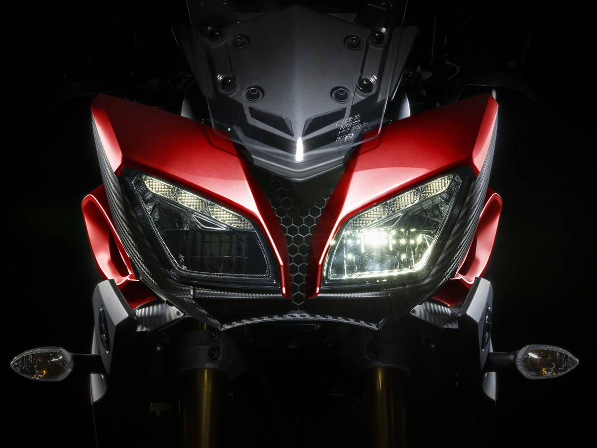 Yamaha Tracer 900 3
