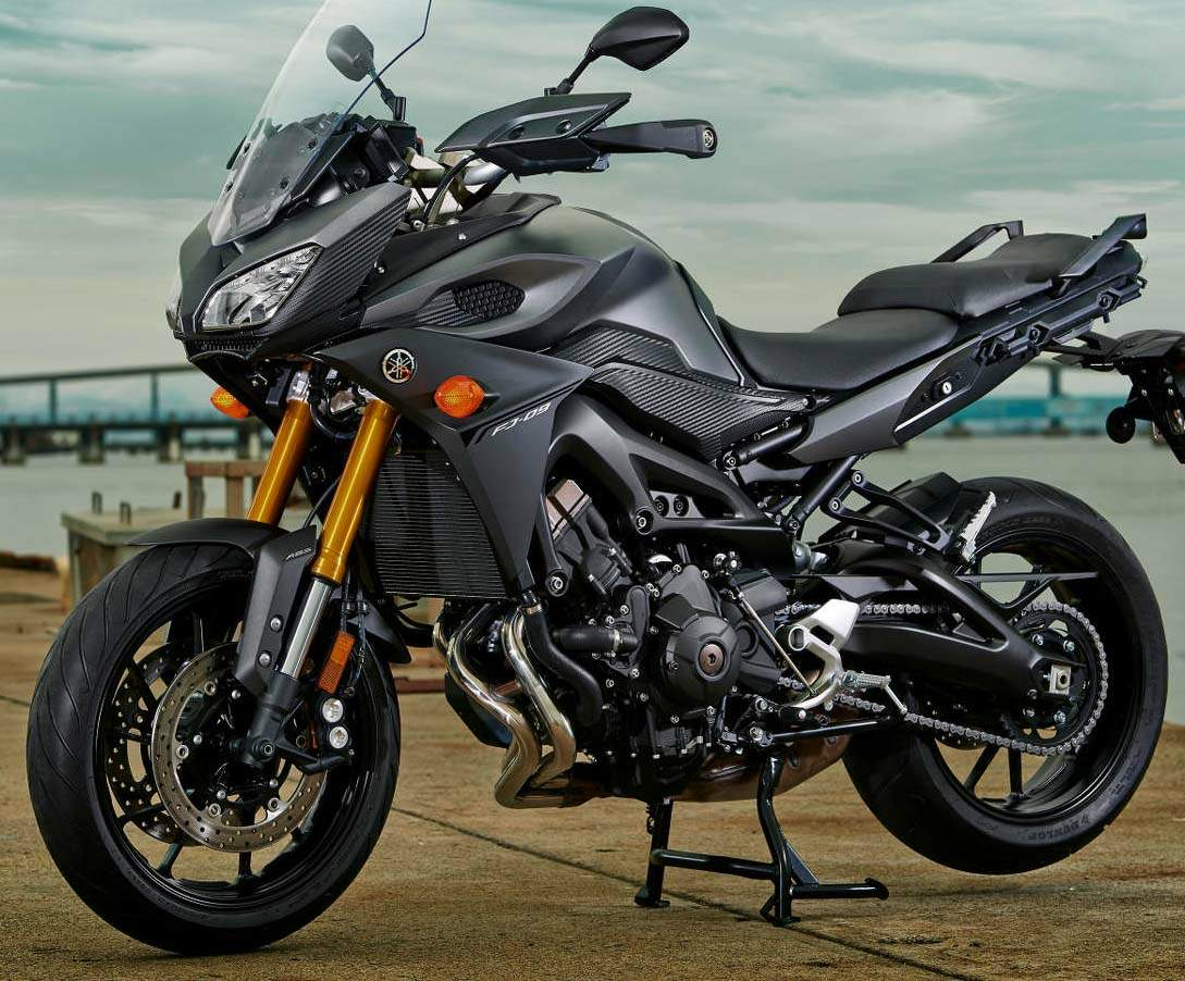 Yamaha Tracer 900 4