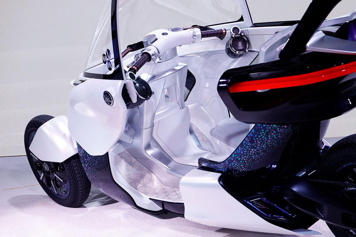 Yamaha MW Vision 22