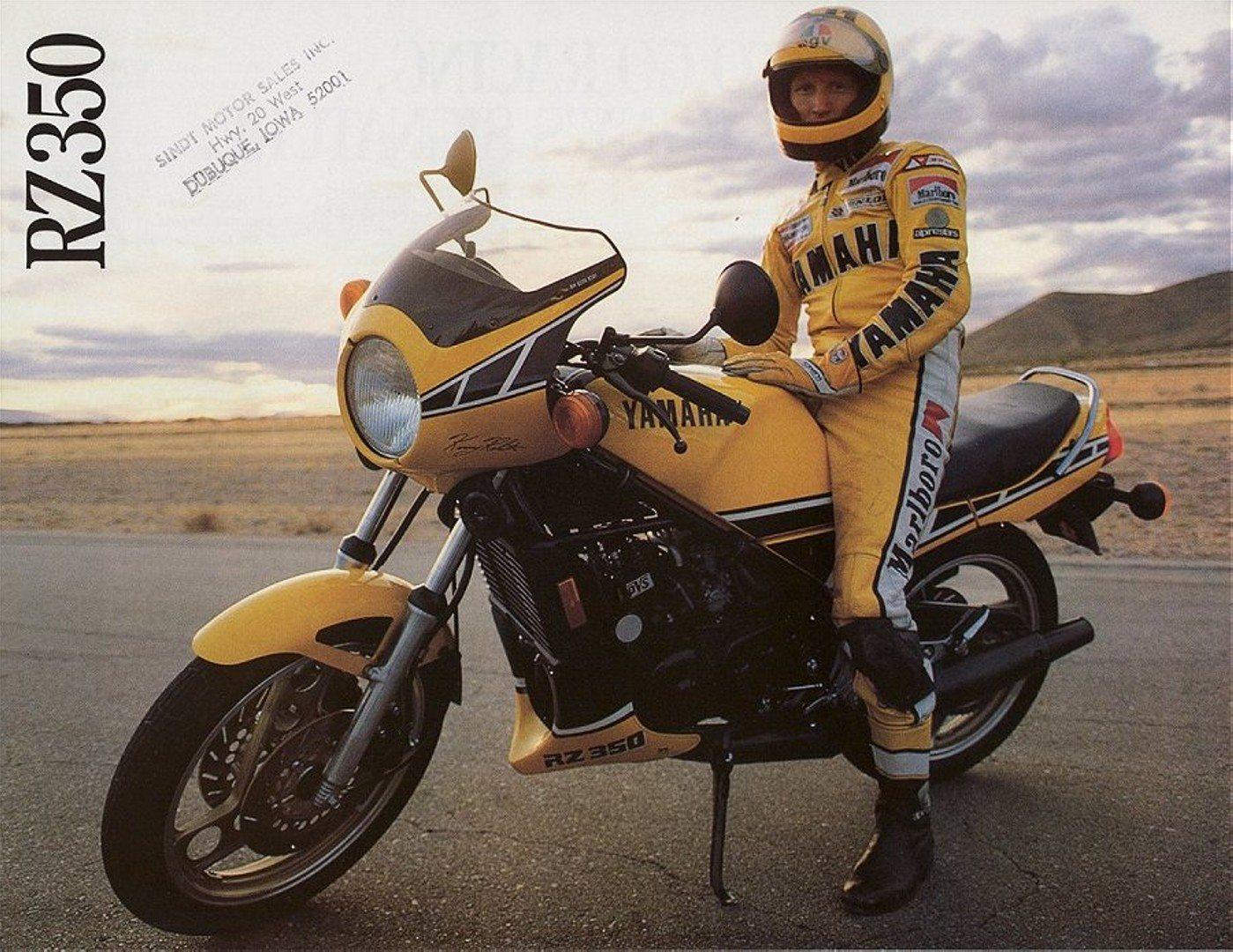 Yamha RZ 350 Kenny Roberts Edition (12)