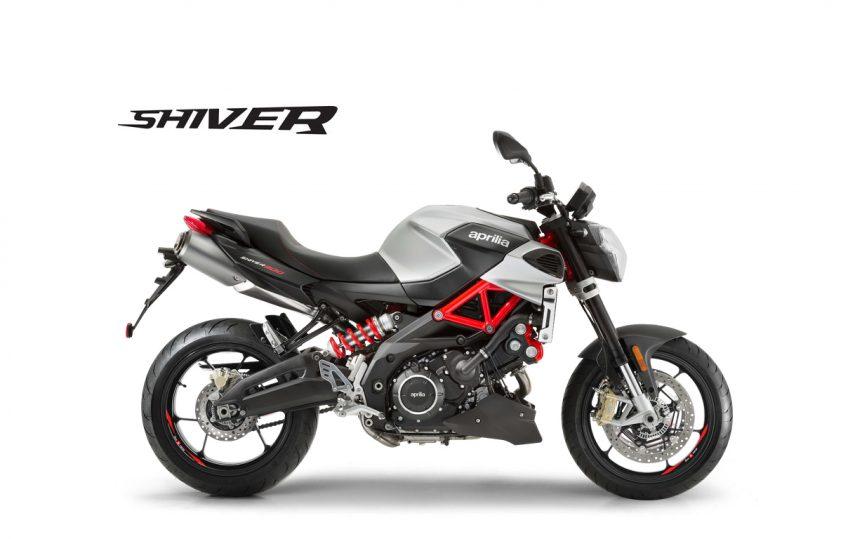 Moto del día: Aprilia Shiver 900