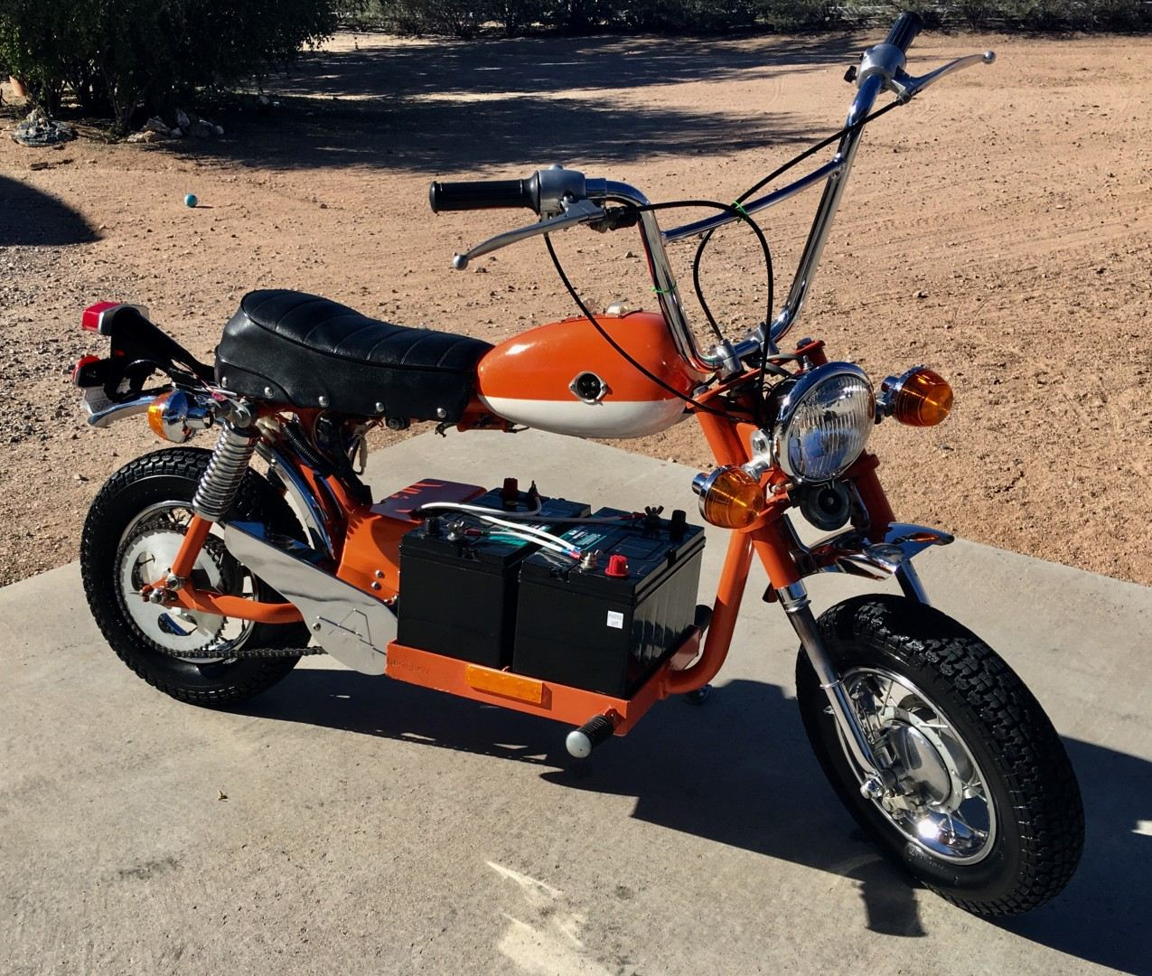 Moto del día: Honda VF 1000 F | espíritu RACER moto