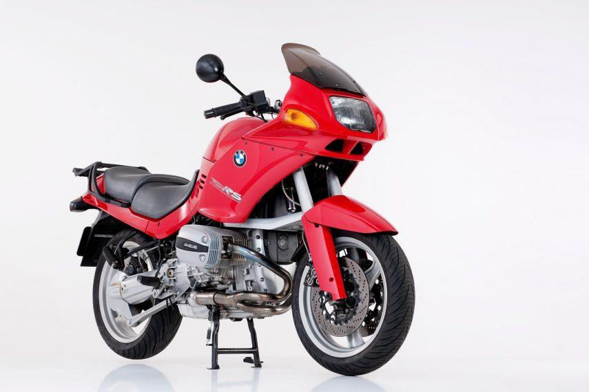 Moto del día: BMW R 1100 RS