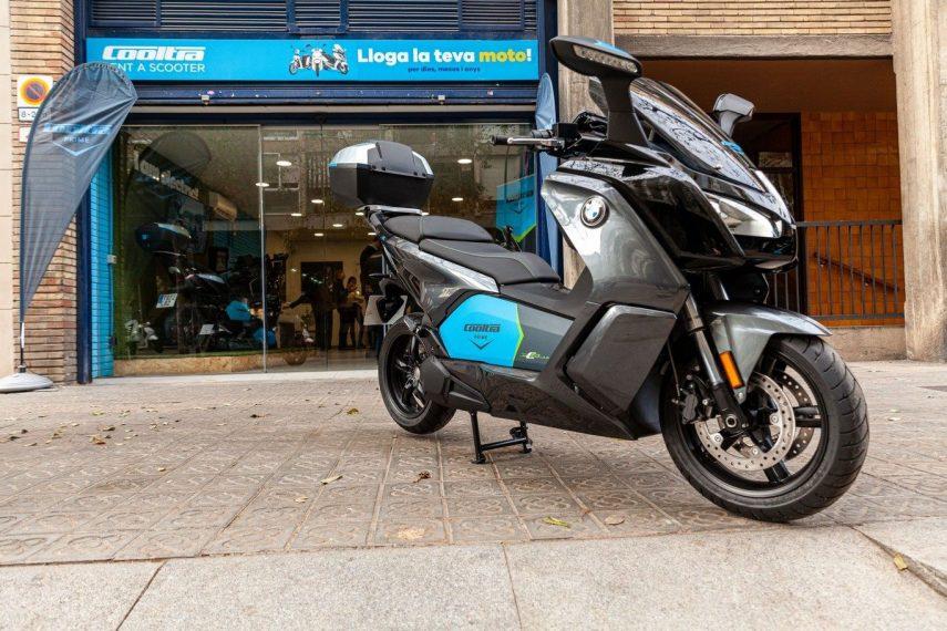 BMW y Cooltra se unen para promover la movilidad eléctrica en Barcelona