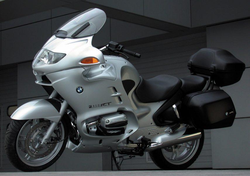 Moto del día: BMW R 850 RT