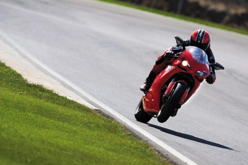 Moto del día: Ducati 1098