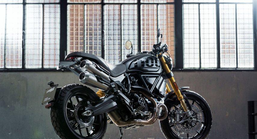 Ducati Scrambler 1100 Pro 05