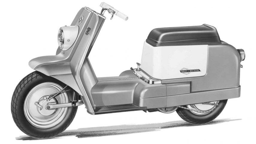 Moto del día: Harley-Davidson Topper