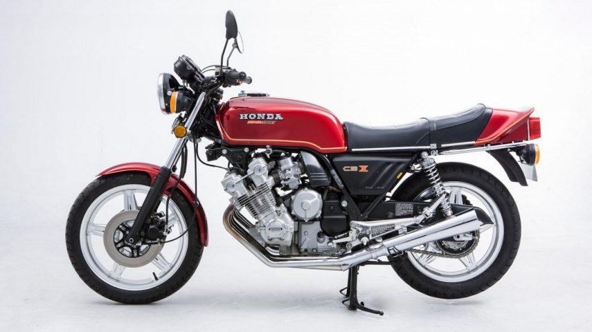 Moto del día: Honda CBX 1000