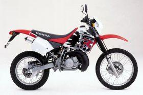 Honda CRM125 R 3