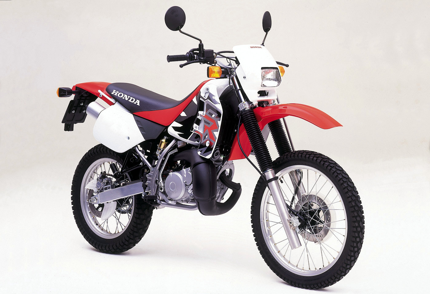 Honda CRM125 R 5