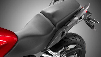 Honda VFR 800 X crossrunner 10