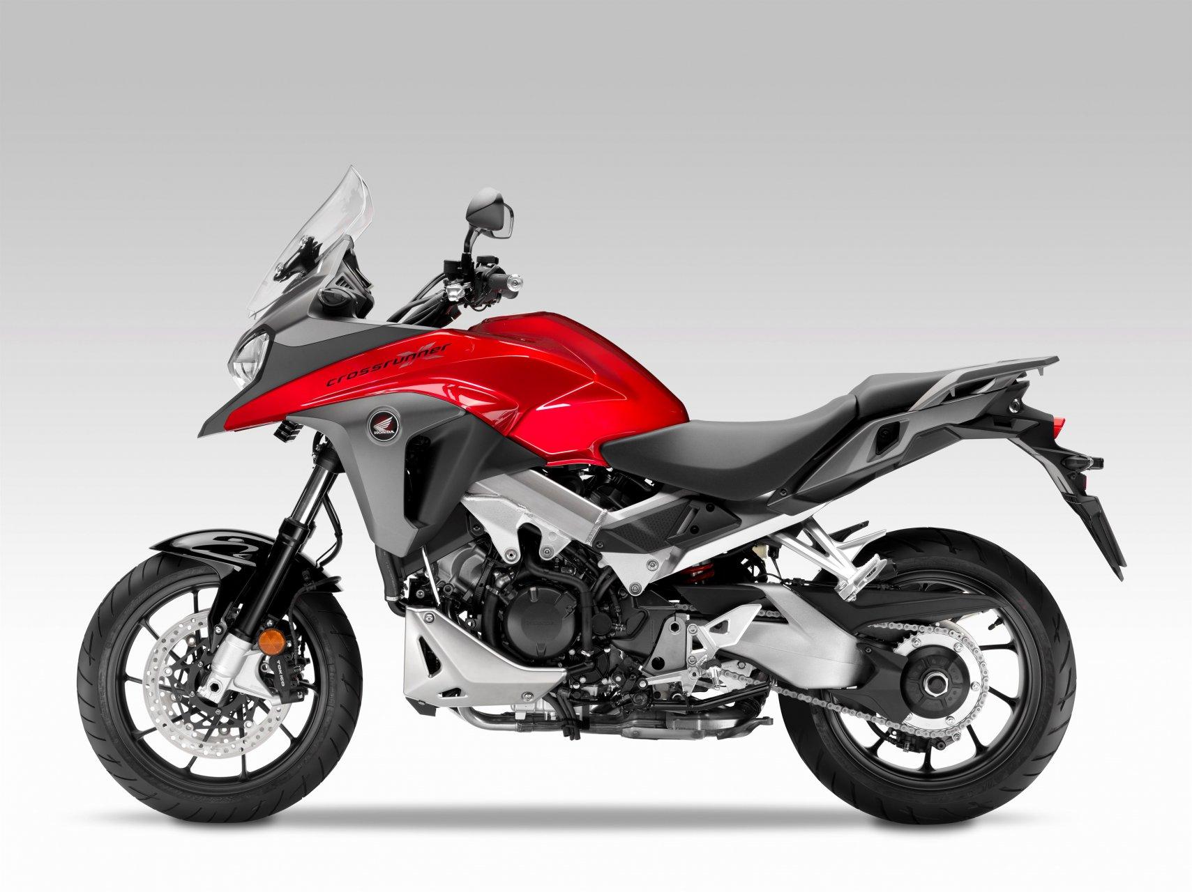 Honda VFR 800 X crossrunner 5