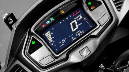 Honda VFR 800 X crossrunner 8