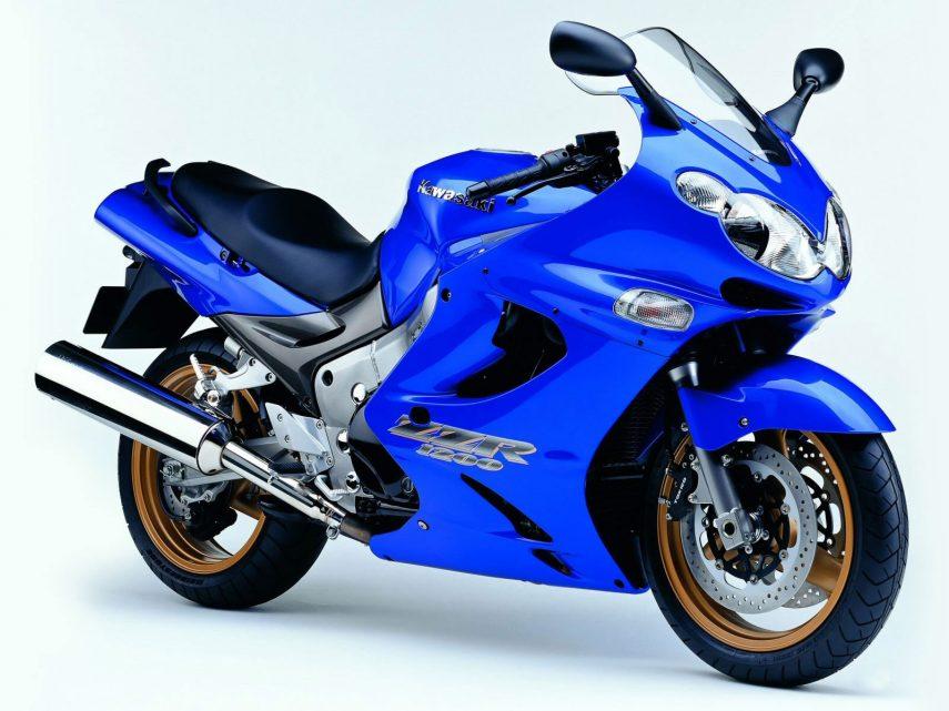 Moto del día: Kawasaki ZZR 1200
