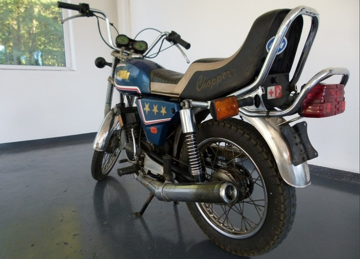 KTM Chopper 02