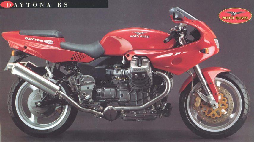 Moto del día: Moto Guzzi Daytona 1000 IE