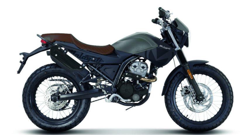 MontePro125 Anniversary Edition