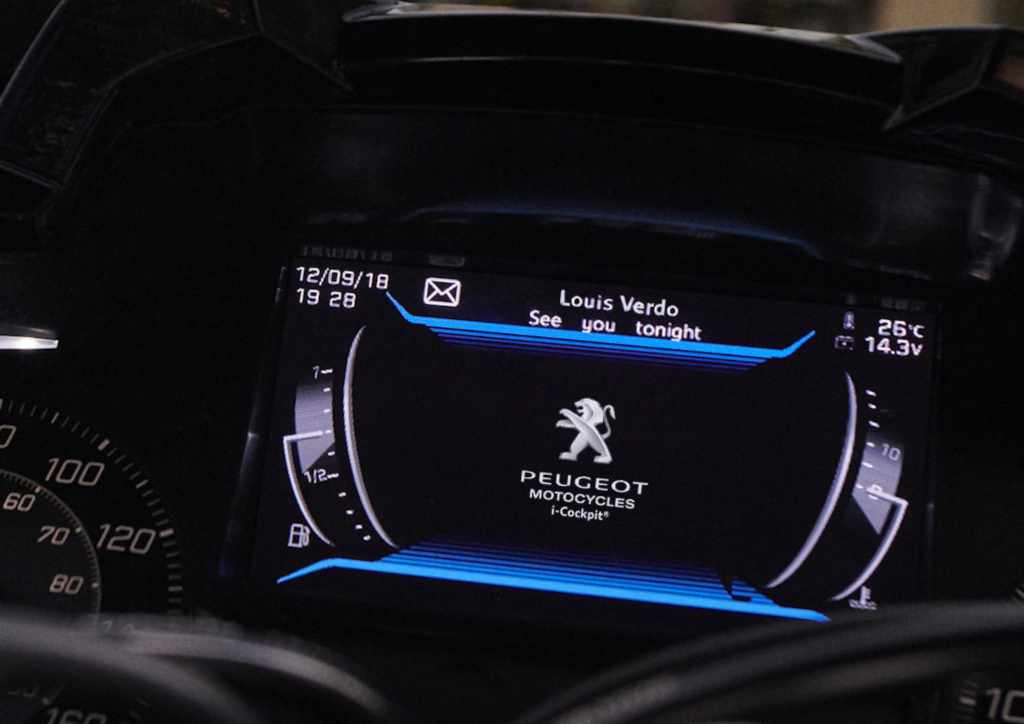 Peugeot Pulsion RS 125 2