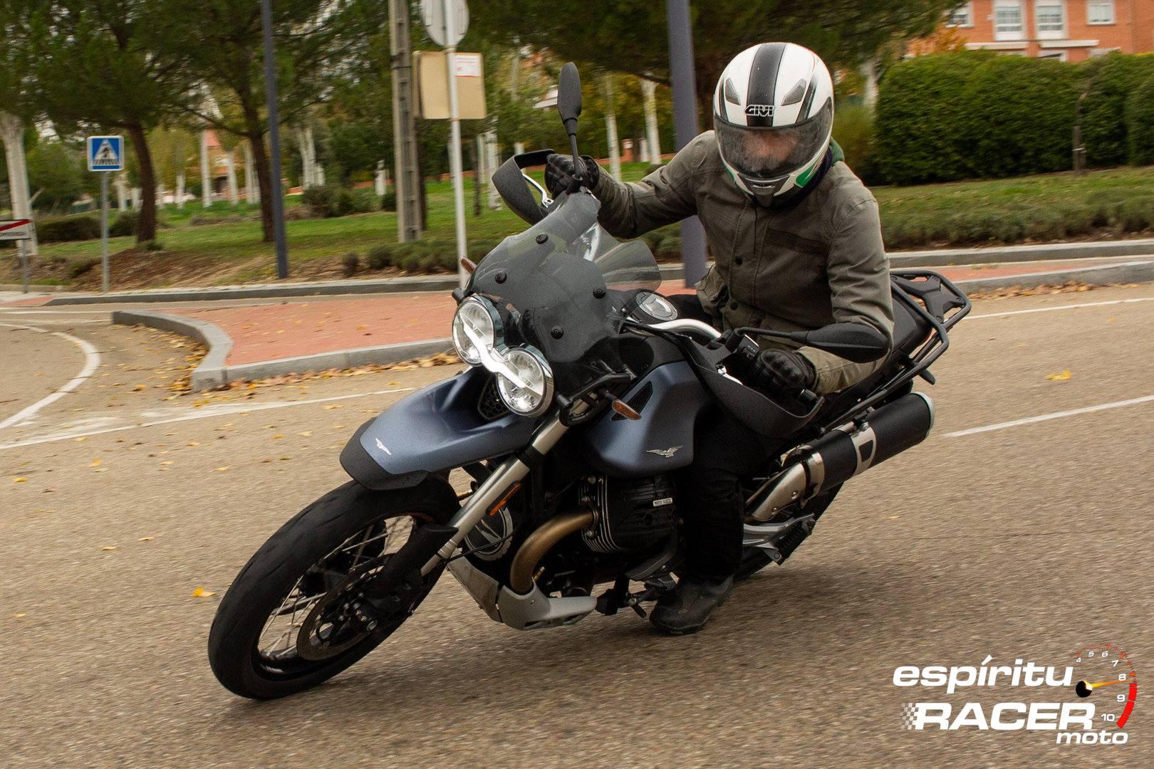 Prueba: Moto Guzzi V85 TT