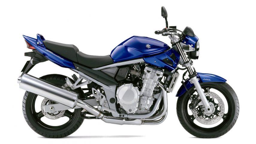 Moto del día: Suzuki GSF 650 Bandit (2008)
