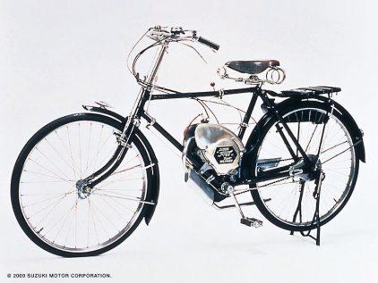Suzuki Power Free 4
