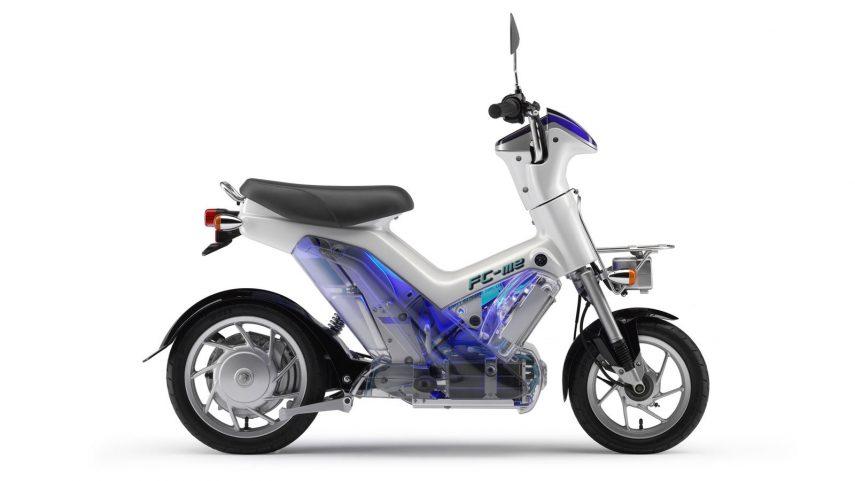 Moto del día: Yamaha FC-me y FC-Dii
