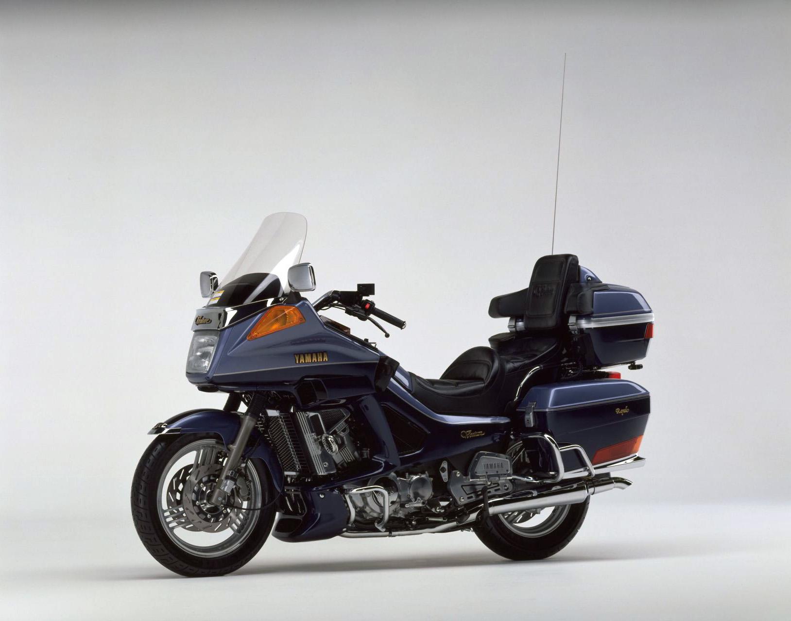 Yamaha XVZ13D Venture Royal 1