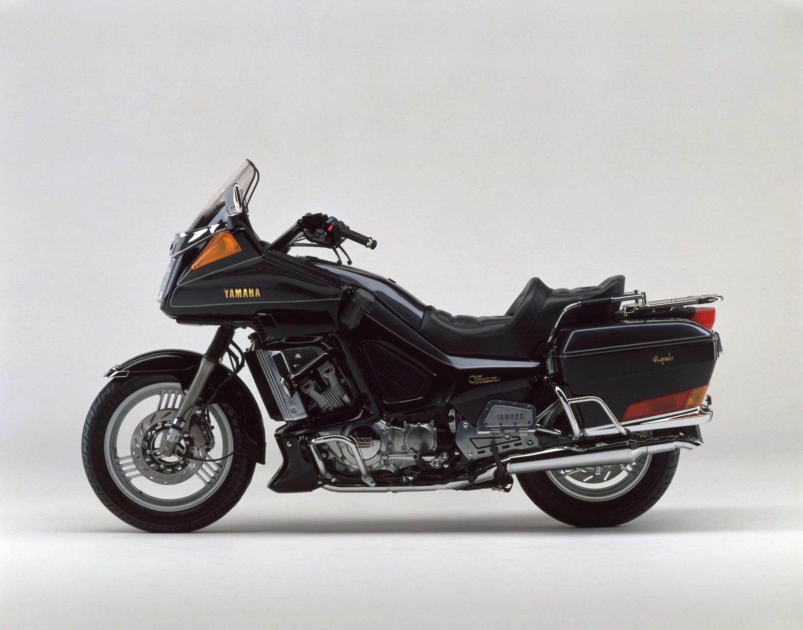 Yamaha XVZ13D Venture Royal 3