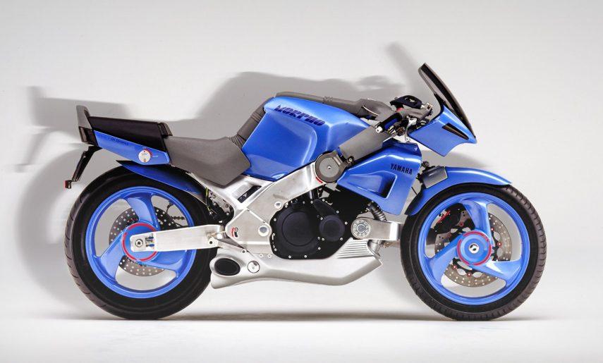 Moto del día: Yamaha Morpho