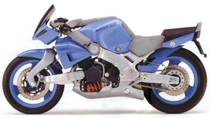 Yamaha Morpho 01