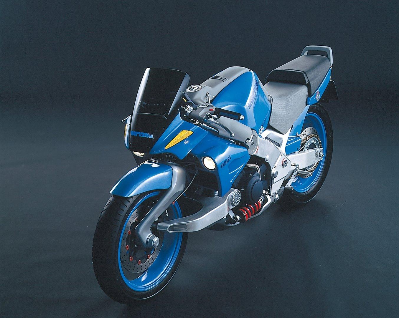 Yamaha Morpho 03