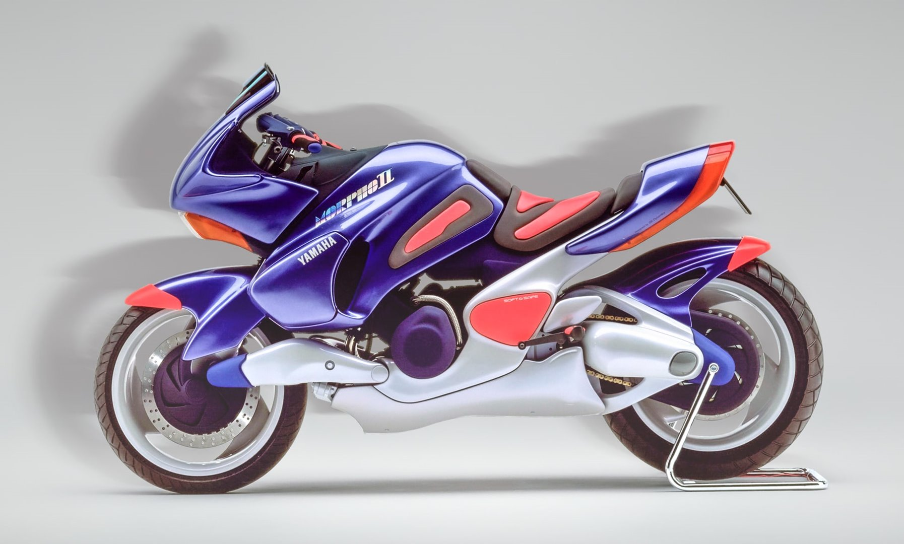 Yamaha MorphoII 01