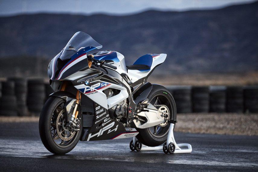 Moto del día: BMW HP4 Race