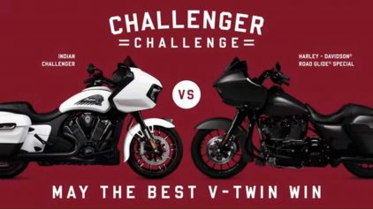 Harley-Davidson Vs Indian