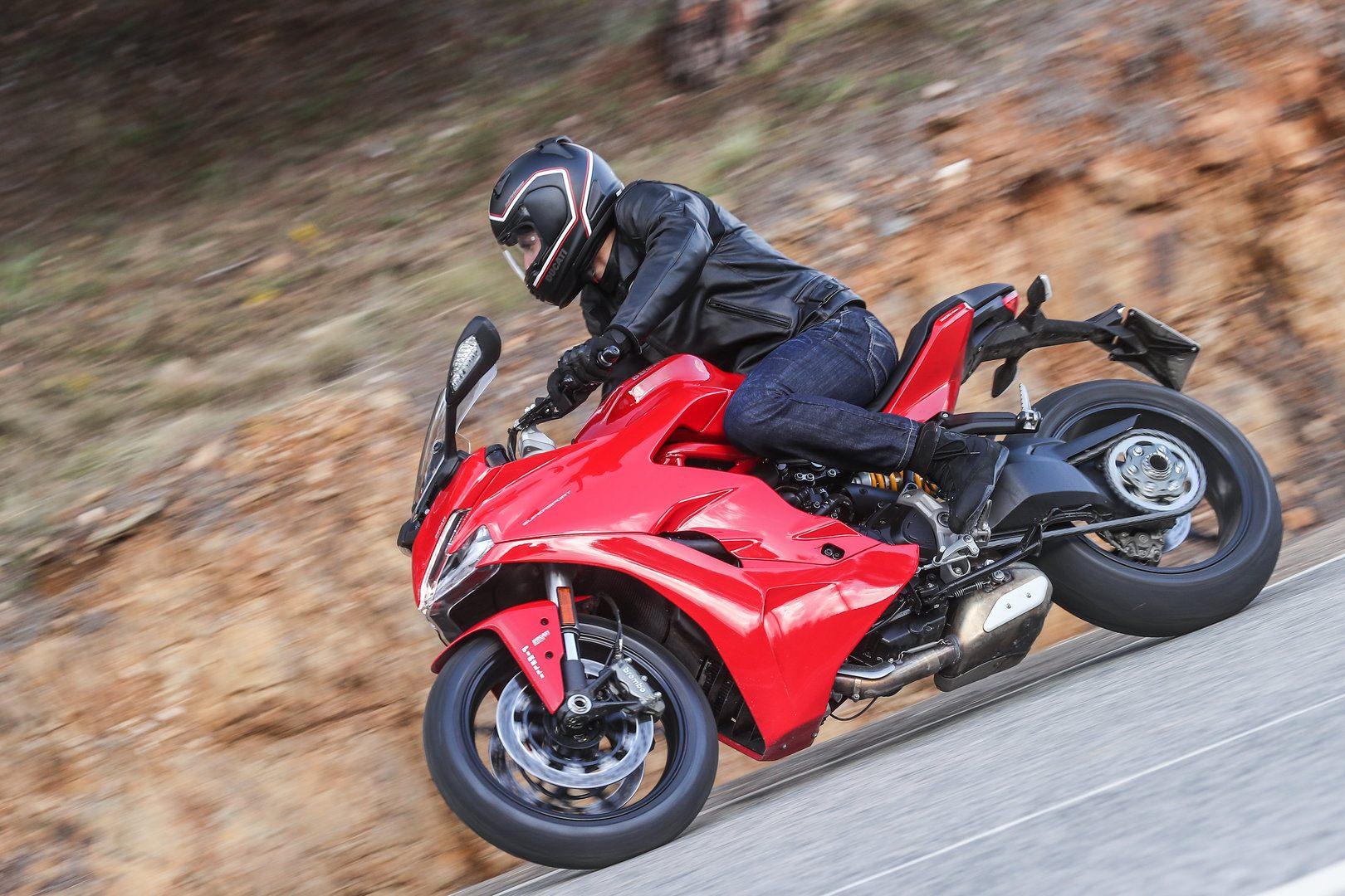Moto del día: Ducati Supersport