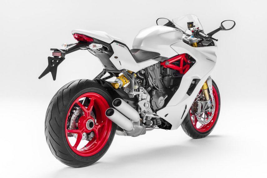 Ducati Supersport S 2017 2