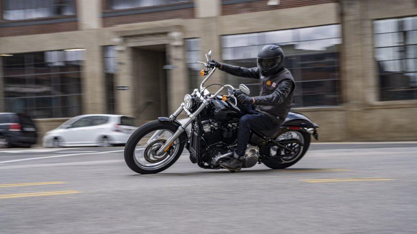Harley-Davidson Softail Standard 2020, la versión de acceso y personalizable