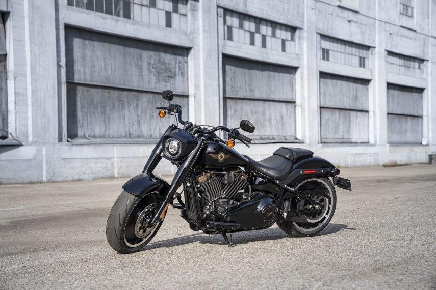Harley-Davidson Fat Boy 30th Anniversary: homenaje a todo un mito