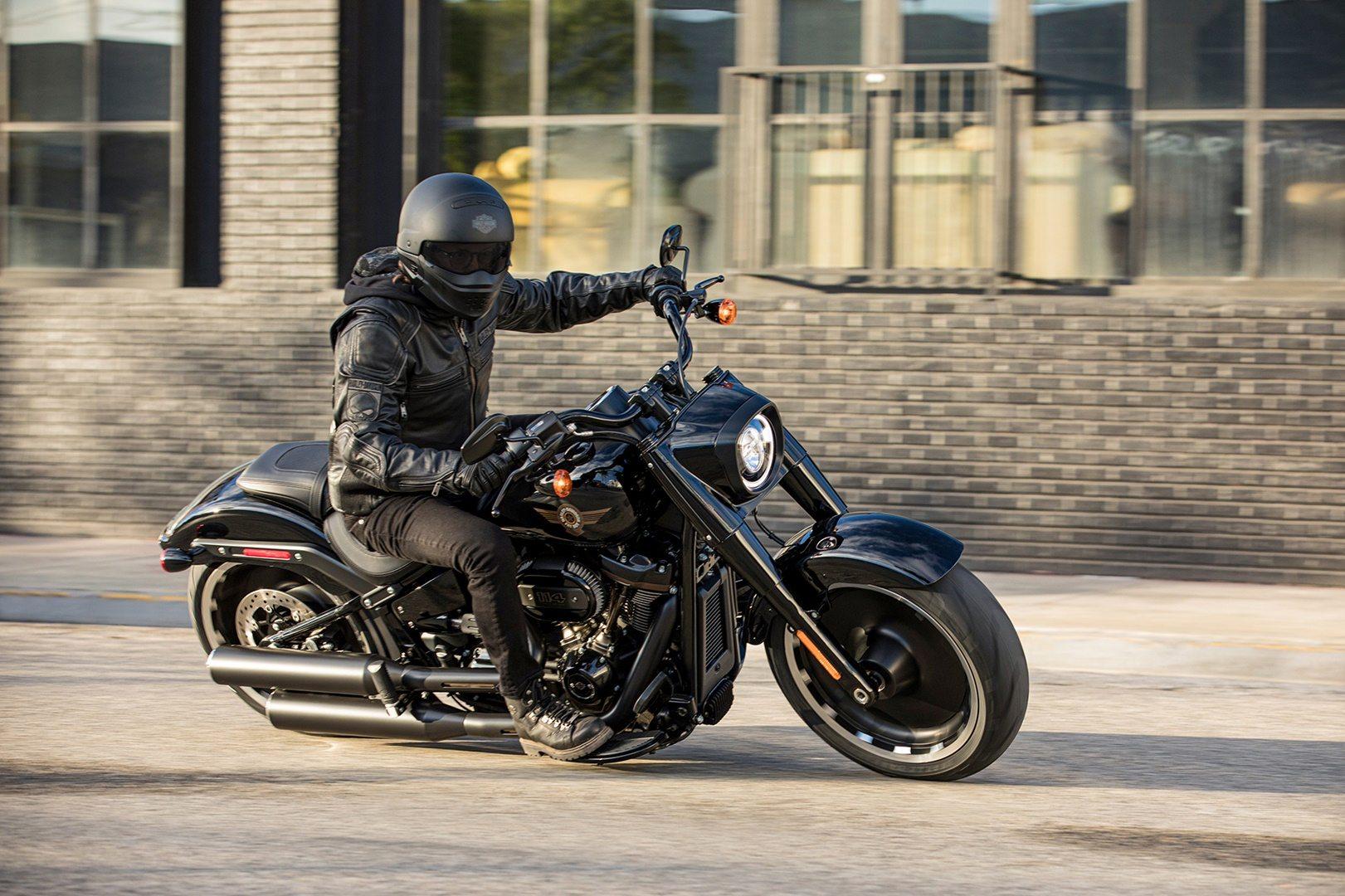 Harley Davidson Fat Boy 30th Anniversary 02