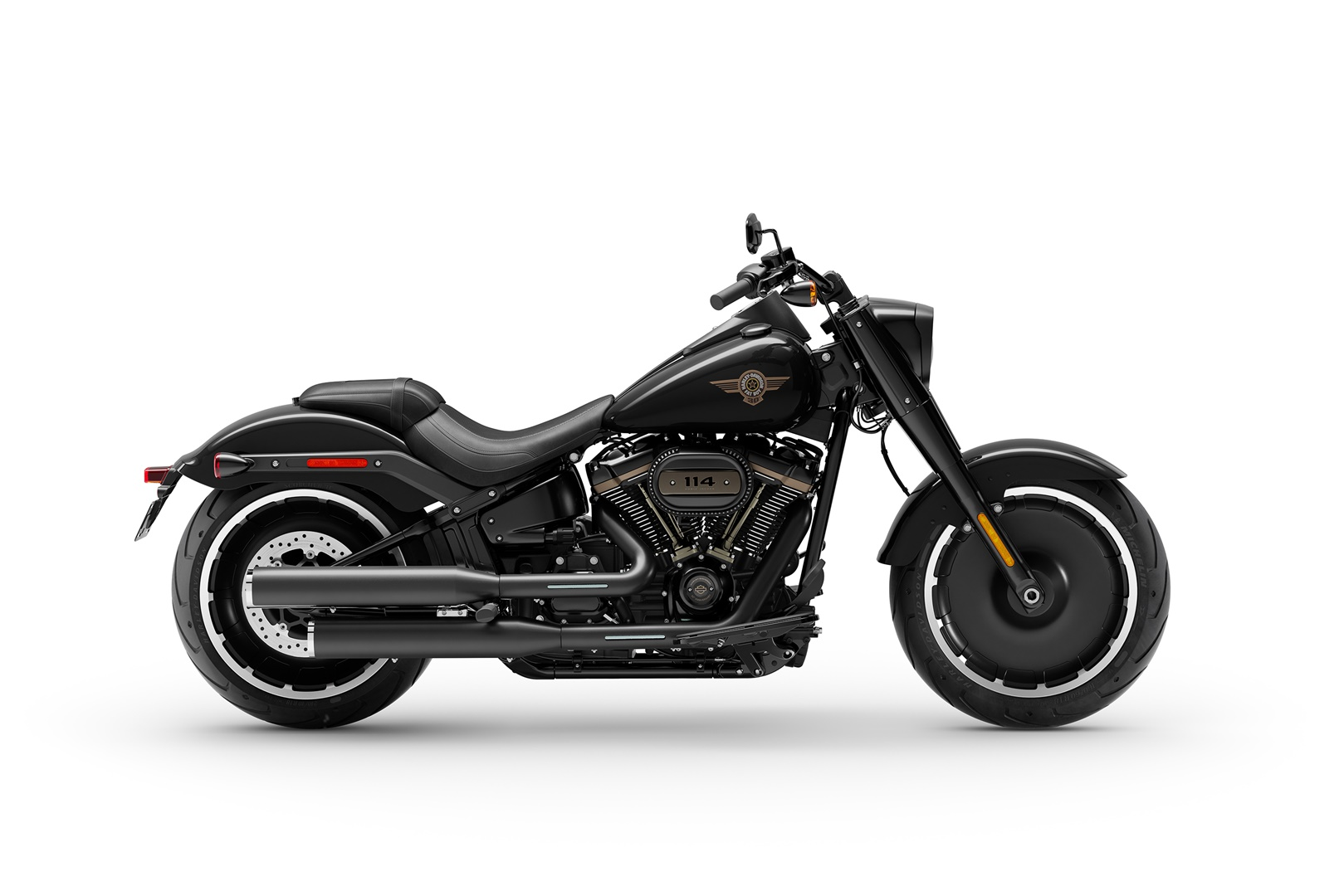 Harley Davidson Fat Boy 30th Anniversary 03