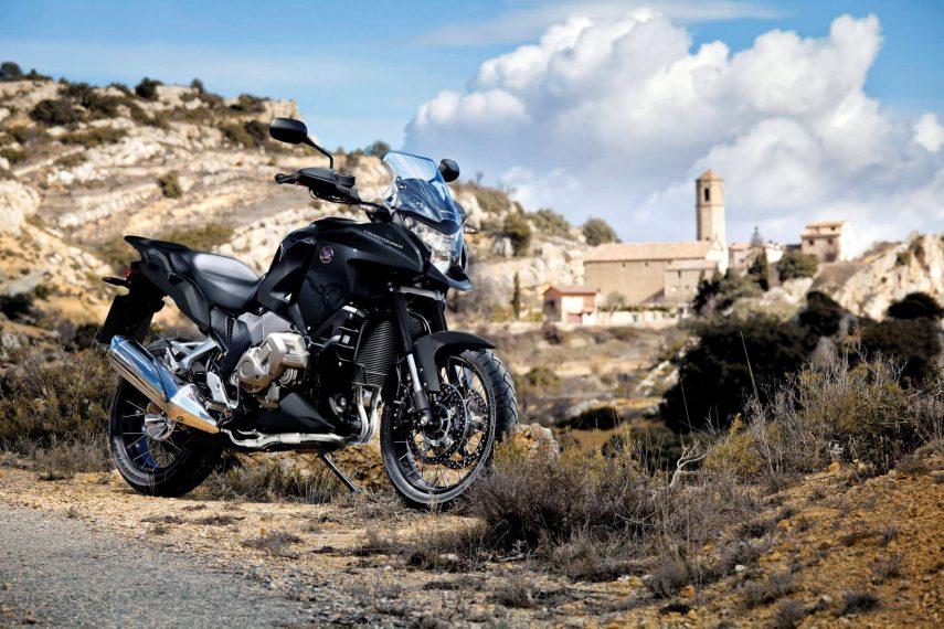 Moto del día: Honda VFR 1200 X Crosstourer