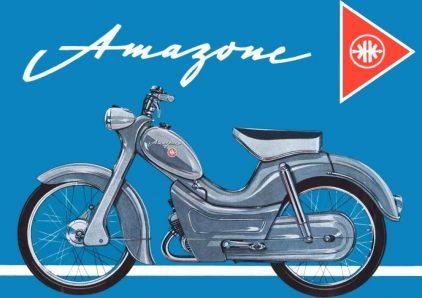 Kreidler Amazone 1956 K52 color
