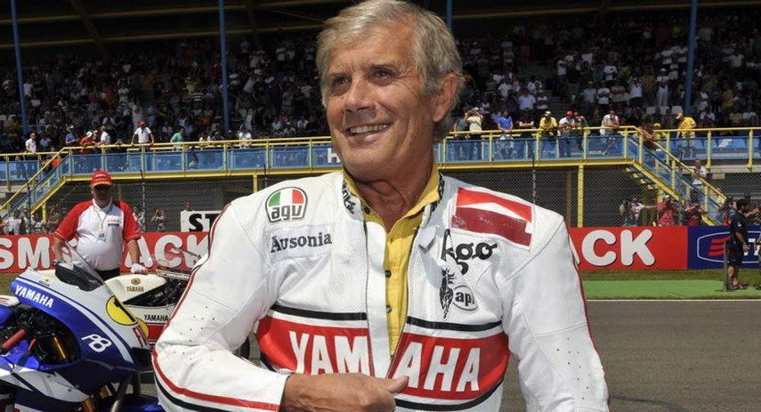 Motorama Madrid 2020 - Giacomo Agostini