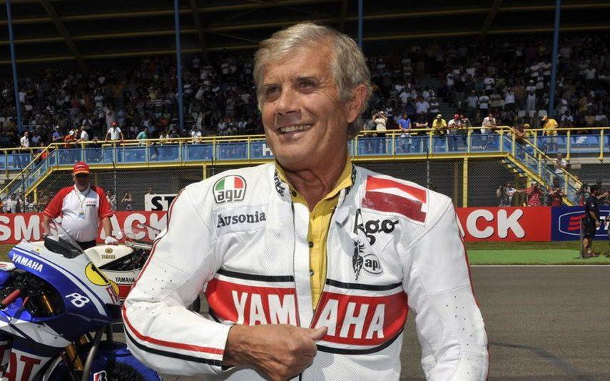 Motorama Madrid 2020 contará con la presencia de Giacomo Agostini