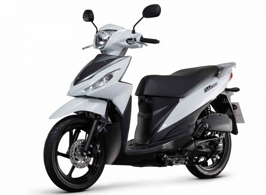 Moto del día: Suzuki Address 110
