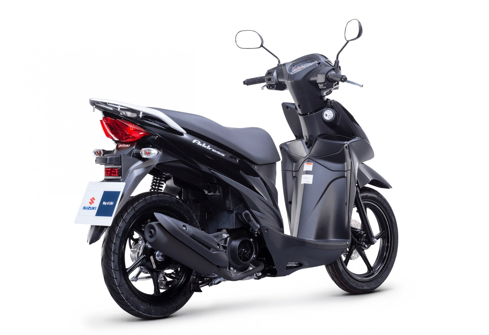 Suzuki Address 3
